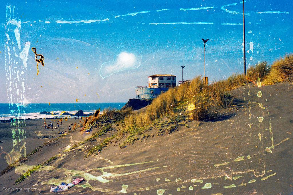 Barco de las arenas